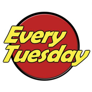 Every Tuesday